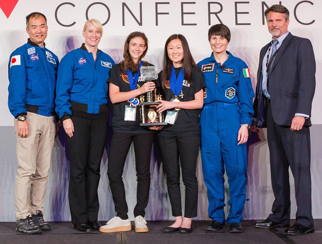 genes in space 2017 winners landscape 1