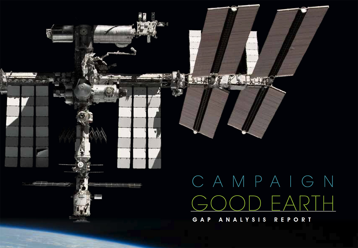 good earth gap analysis