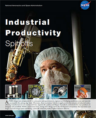 industrial productivity spinoffs cover