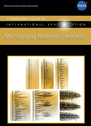 microgravity materials cover