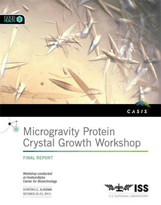 microgravity pgc workshop report
