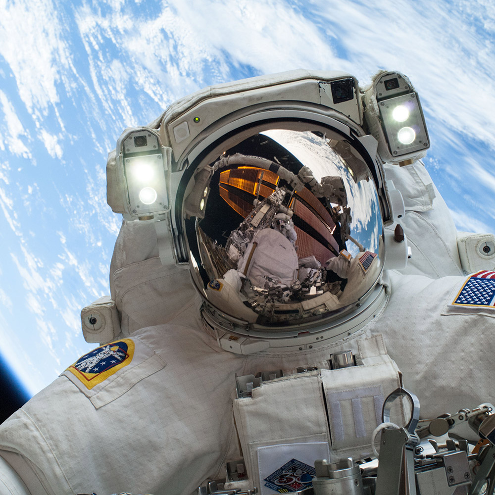 mike hopkins spacewalk