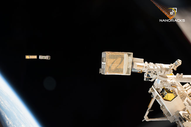 nanoracks cubesat deployer 2