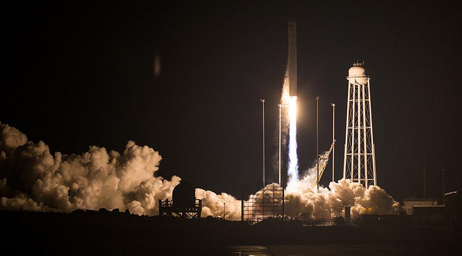 ng10 launch smoke