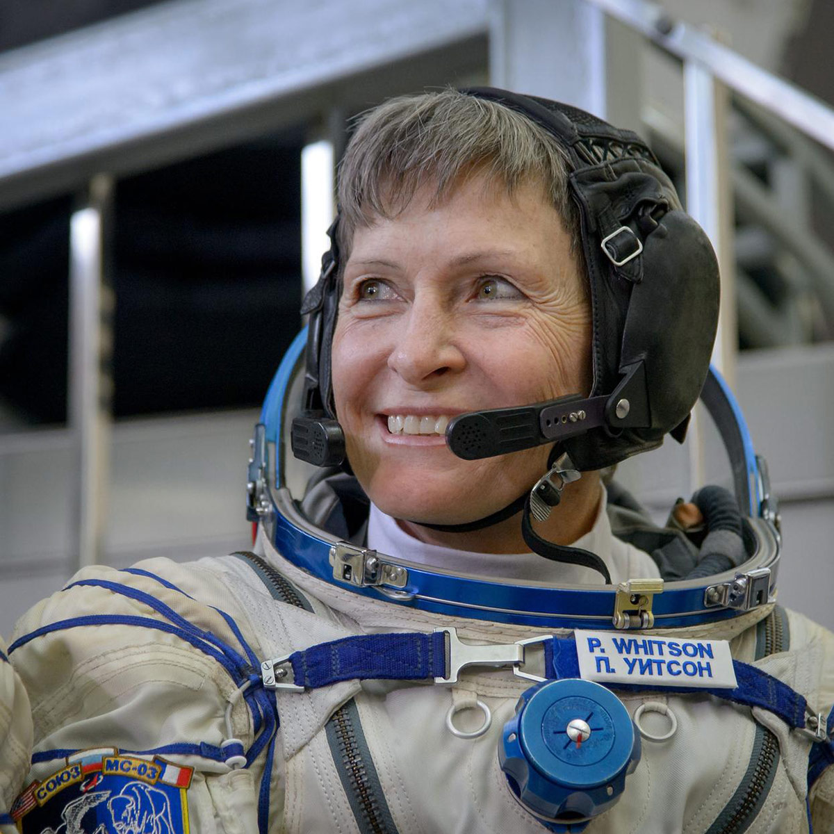 peggy whitson gagarin cosmonaut training