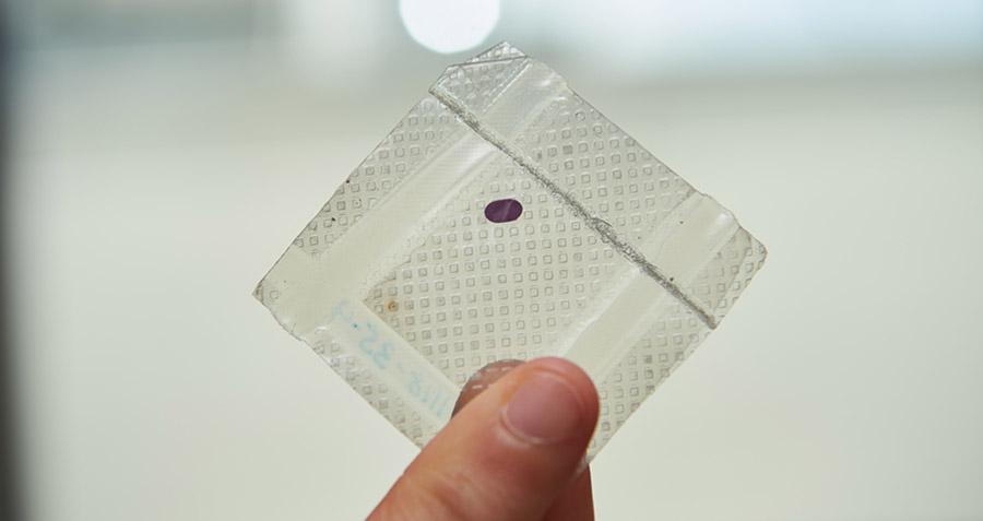 retinal chip