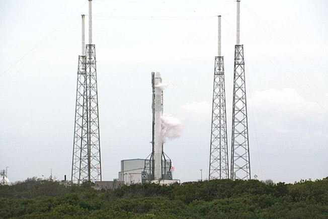 spacex crs3 launchpad