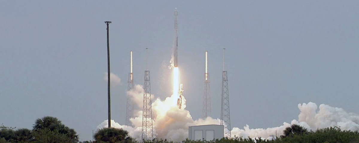 spacex launch faraway