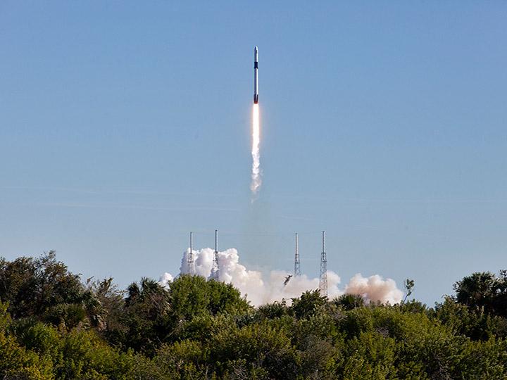 spx crs16 launch