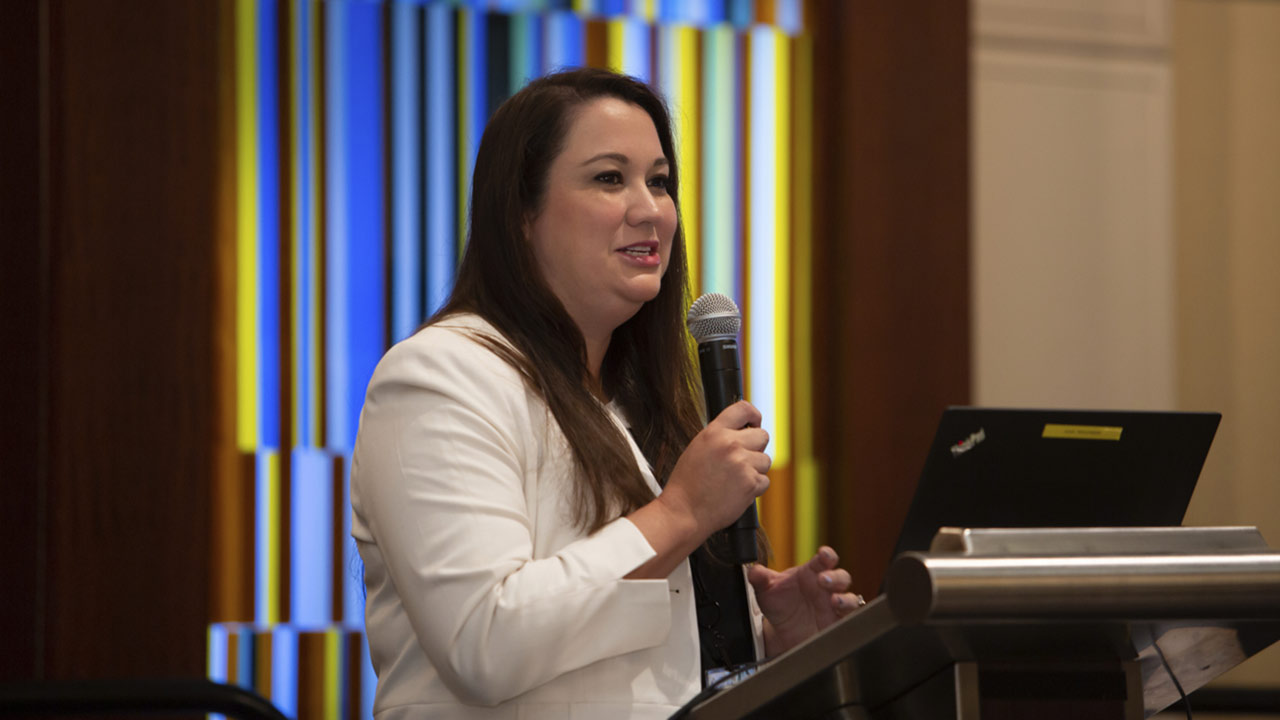 stephanie murphy alphaspace issrdc2019