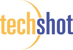 techshot gold blue logo wpcf 300x207