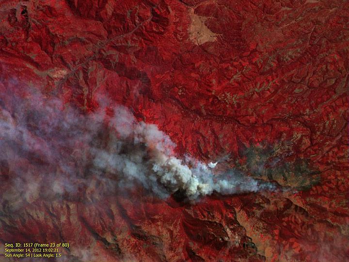 wesley fire idaho 2012 issac